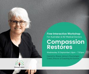 Compassion Restores promo
